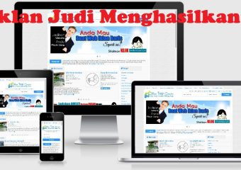 Iklan Judi Menghasilkan