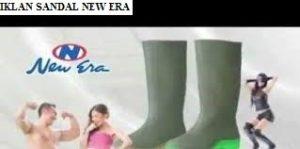 Iklan Sandal New Era